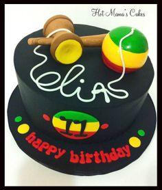 kendama cake - Google Search