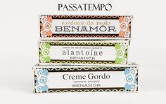 WOMEN'S Pleasures & Treasures: Passatempo Benâmor