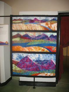 piece-fulness: Arizona Centennial Quilts