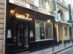 Le meilleur japonais de Paris.  Yamamoto à Paris, Île-de-France Adresse : 6 Rue Chabanais, 75002 Paris Téléphone : 01 49 27 96 26