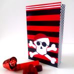 DIY Pirate Themed Party Favors #Kids #Party #Ideas #decorations