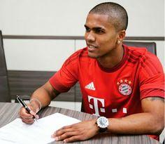 Blog Esportivo do Suíço: Shakhtar anuncia ida de Douglas Costa para o Bayern de Munique