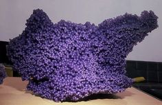 indonesian botryoidal agate informally called grape agate