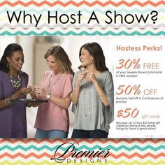 1000 images about hostess fun on pinterest premier designs premier designs jewelry and for Premier designs hostess plan
