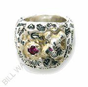 Bill Wall 'Pirate' ring