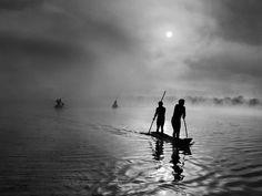 Sebastião Salgado explica o planeta em branco e preto que traz ao Rio