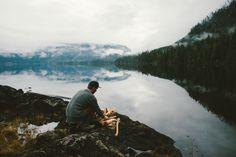 the jackstraw — benchandcompass:   lake fire.