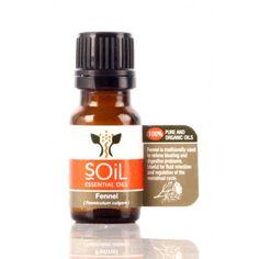 SOiL Fennel Essential Oil