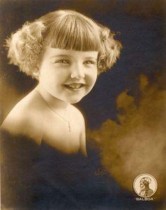 Baby Marie Osborne, HUGE star in early Hollywood. (1911-2010)