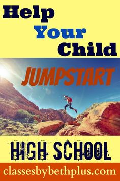 Help Your Child Jumpstart High School The Ultimate Pinterest Party, Week 93