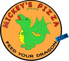 Mickey's Dragon Pizza - Mississauga, Ontario Road Trip Destinations, I Want To Eat, Build Your Own, Pizza, Dragon, Diners, Ontario, Toronto, Restaurants