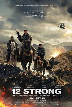 12 Strong (2018) Full movie Enjoy Full Movie Or Streaming Full HD Movie Online Click Link