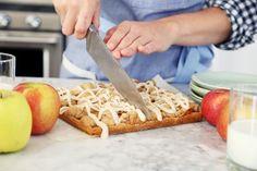 Ina Garten's Apple Pie Bars   http://joythebaker.com/2016/11/ina-gartens-apple-pie-bars/