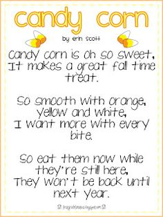 First Grade Fanatics: Candy Corn (Pssst, we have some freebies!)