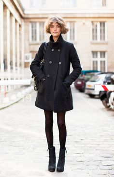 A coat for fall
