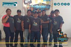 #Técnico2016 #Merik #IDA