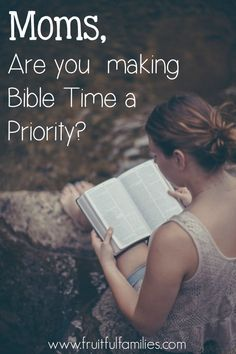Making Bible Time a Priority
