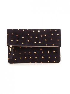 Clare V. Margo Fold Over Clutch ($220)