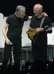 Roger Waters & David Gilmour | Pink Floyd O2, London, May 2011