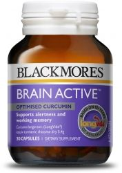 Blackmores Brain Active™ is an optimised form of curcumin to support alertness and working memory, and help reduce mental fatigue. Best Supplements, Nutritional Supplements, Short Term Memory, Working Memory, Brain Health, Chemist, Active Ingredient, Turmeric, Herbalism