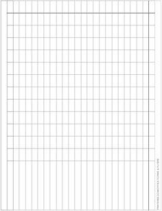 free printable blank spreadsheet templates track pinterest