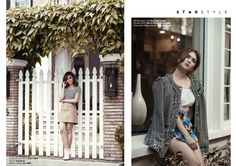 Star Style PH - Sugar & Spice featuring Sofia Andres