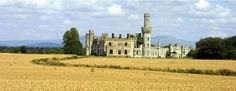 TULLOW area :  Duckett's Grove ruins. Outside Tullow (townland of Rainestown). Enormous Gothic ruin. Its embattled towers, Gothic windows and great archways were designed in the mid 19th century.Nearly completely destroyed by fire in 1933, it was never rebuilt.   Now owned by Carlow County Council.  Occasional outdoor events hosted (eg vintage car shows).  http://carlowtourism.com/duckettsgrove/ http://www.duckettsgrove.ie/