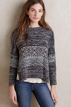 Kymi Sweater #anthropologie