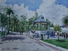 Jardines de Pereda, Santander.