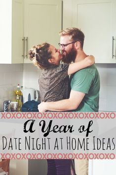 A Year of Date Night Ideas At Home To Fill Your Calendar With Love! These date night ideas for married couples and dating couples encourage fun and closeness on those date nights at home! at home date night ideas Couple Ideas Date, Date Night Ideas For Married Couples, Cute Date Ideas, Marriage Relationship, Happy Marriage, Marriage Advice, Love And Marriage, Relationships, Marriage Date