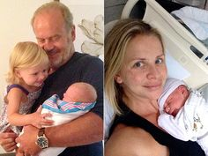It's a boy for Kelsey Grammer and his wife!