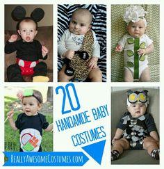 Disfraz para bebé en Hallowen