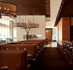 Prospect Restaurant 300 Spear Street, San Francisco dining room