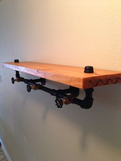 Coat rack I made for my sister for Christmas.