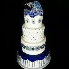 Navajo Wedding Cake...gorgeous
