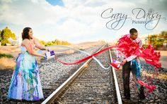Crazy Daisy Pictures Trash the dress photography