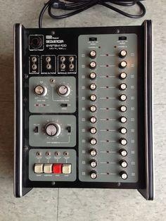 Roland System 100 104 Sequencer