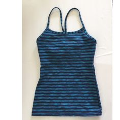 LULULEMON POWER Y TANK EUC no pads. lululemon athletica Tops Tank Tops