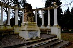 Cmentarz wojenny z czasów I i II Wojny Światowej