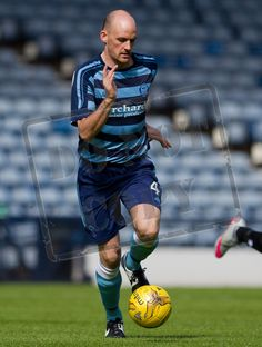 Forfar's Kevin Nicoll in action