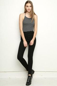 Brandy ♥ Melville | Sachi Halter - Clothing by reva