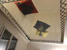 Filet d'intérieur d'habitation sur mesure avec Feelnets en France Filets, House Ideas, Home Appliances, France, Bedroom, House Appliances, Appliances, French