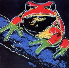 Bid now on Pine Barrens Tree Frog (from Endangered Species) by Andy Warhol. View a wide Variety of artworks by Andy Warhol, now available for sale on artnet Auctions. Andy Warhol Marilyn, Andy Warhol Pop Art, Andy Warhol Obra, The Velvet Underground, Roy Lichtenstein, Pittsburgh, Edie Sedgwick, Calvin Klein Logo, Pop Art Movement