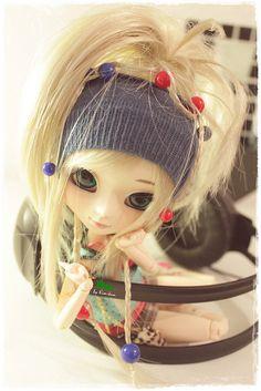 Rikku #music #hipster #cutie