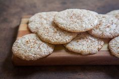 Eggnog Cookies. Photo by Irvin Lin of Eat the Love.