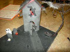 Artolazzi: 3-D Haunted houses