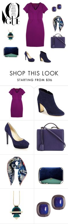 """""""Julia"""" by tanyaryndina on Polyvore featuring мода, Eloquii, Ted Baker, Jimmy Choo, Mark Cross, Vivienne Westwood, Givenchy, Christian Dior и plus size dresses"""