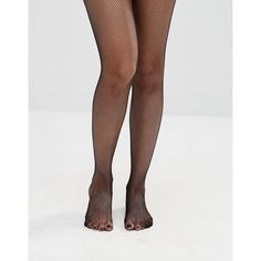 ASOS Micro Fishnet Tights (9.97 AUD) ❤ liked on Polyvore featuring intimates, hosiery, tights, black, fishnet pantyhose, sheer hosiery, fishnet hosiery, asos and transparent tights