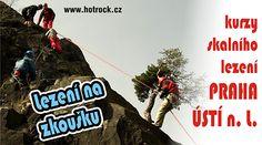 HOTROCK - lezení na zkoušku; promítání 2013