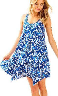 be116a94601 Lilly Pulitzer Hampton Tank Dress Resort Wear For Women